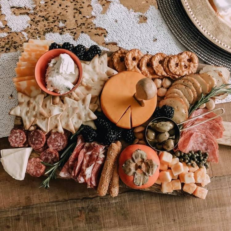 heyitsjenna charcuterie board meat tray
