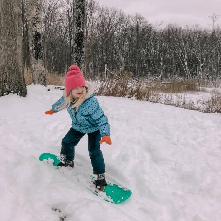 heyitsjenna snow day activities