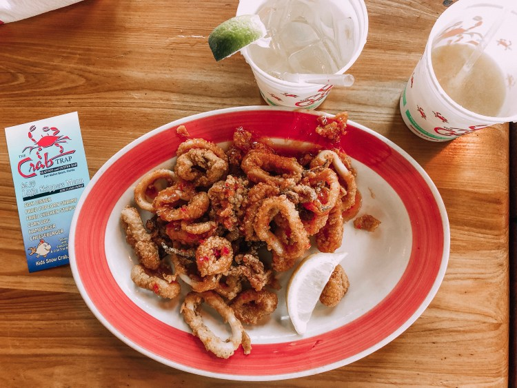 the crab trap okaloosa island,fl family-friendly travel guide