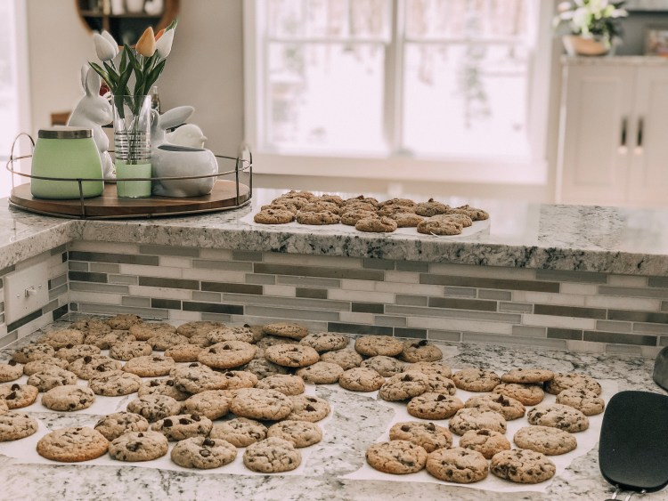 chocolate chip cookie recipe with oatmeal