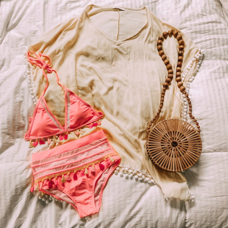 swimsuit summer styling