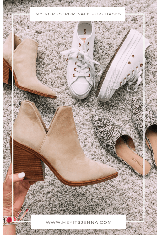 my nordstrom sale purchases