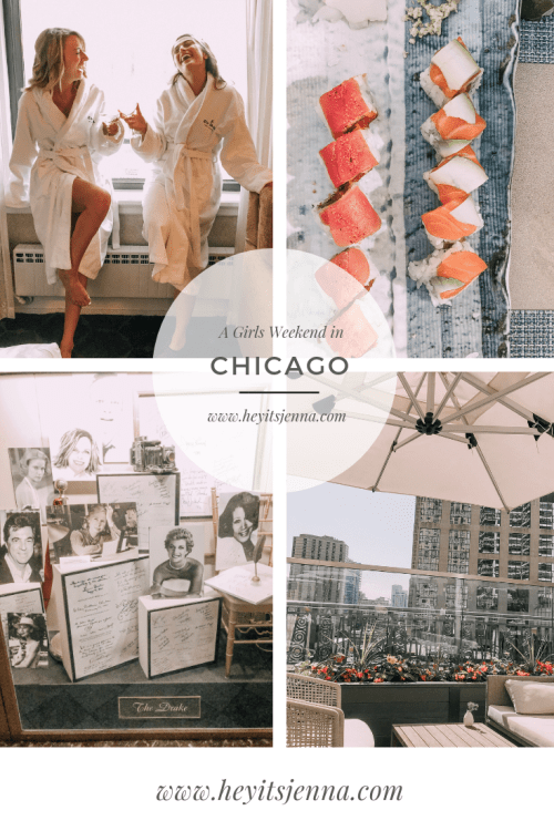 chicago girls weekend travel guide