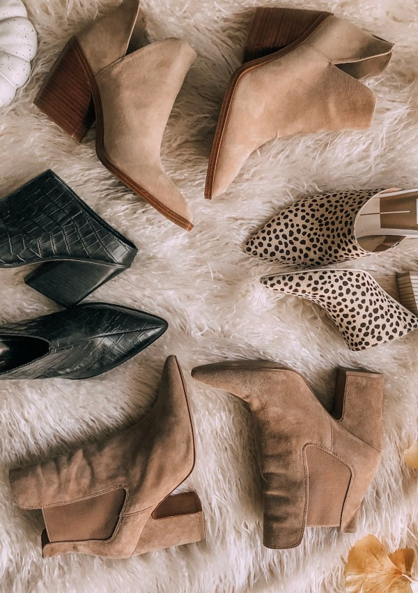Seven Boots to Get You Through Fall