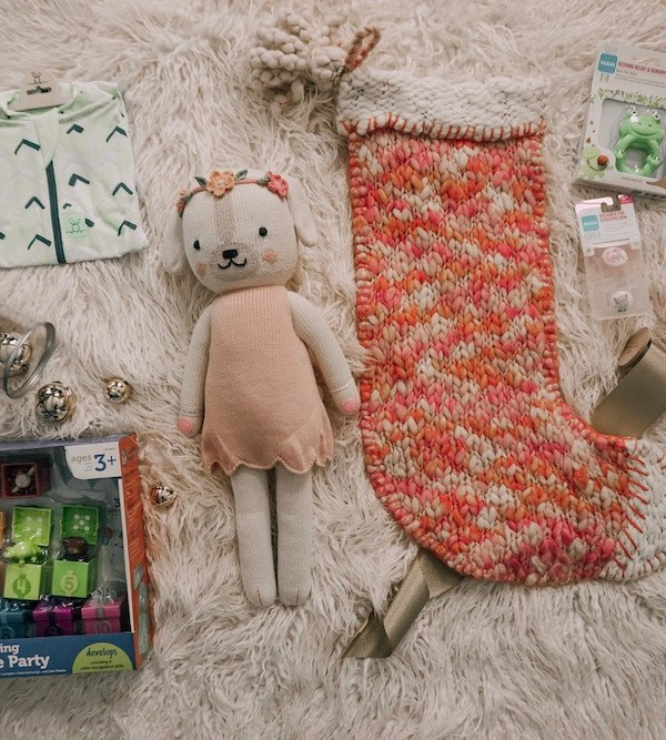 2019 Holiday Gift Guide: Baby's First Christmas