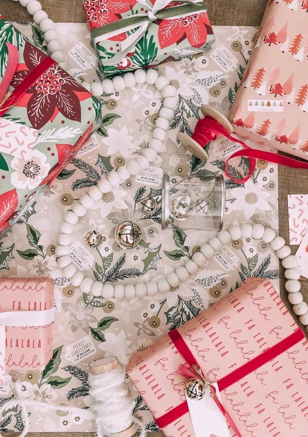 Wrap Star: My Holiday Gift Wrap Picks