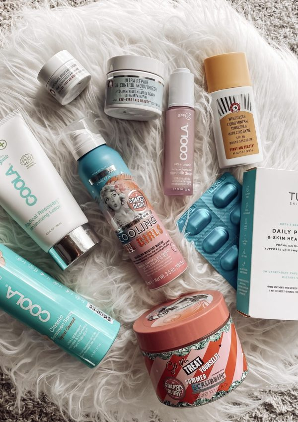 Skincare Essentials for a Beach Week