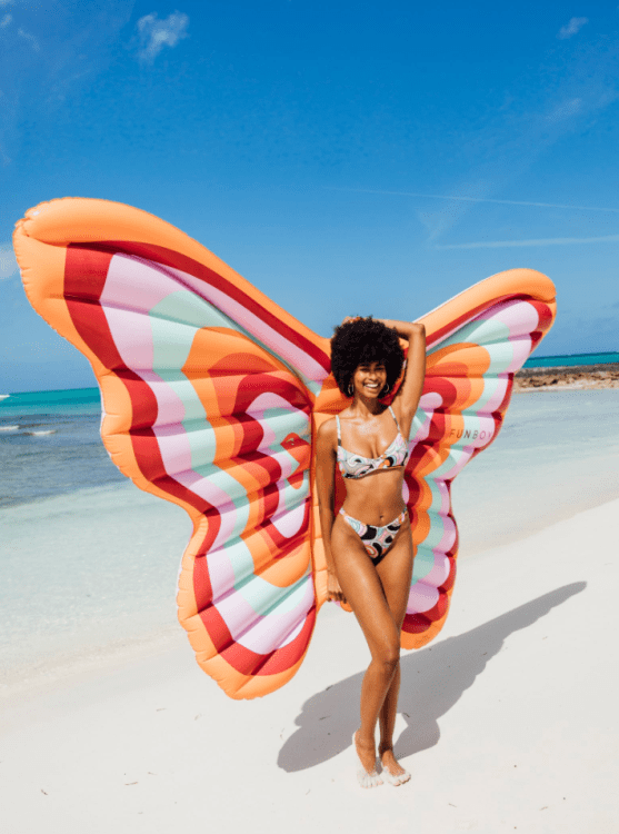butterfly pool float for 2020 FUNBOY
