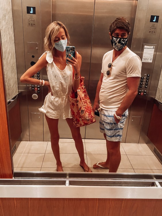 face mask hotel travel, jw marriott marco island beach resort 2020