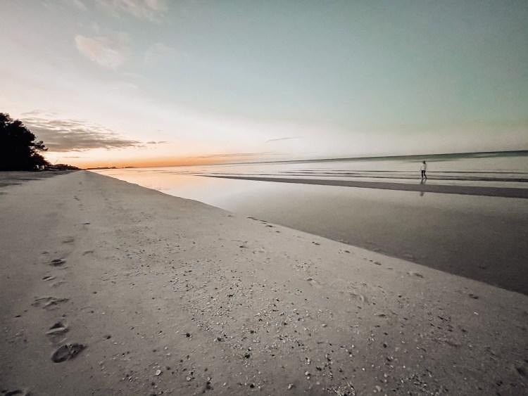 bonita beach at low tide sunrise travel guide