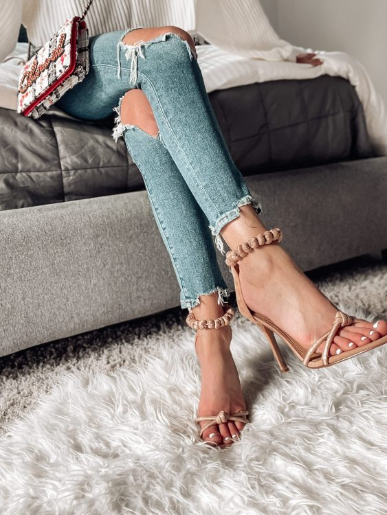 statement sandals spring shoe finds