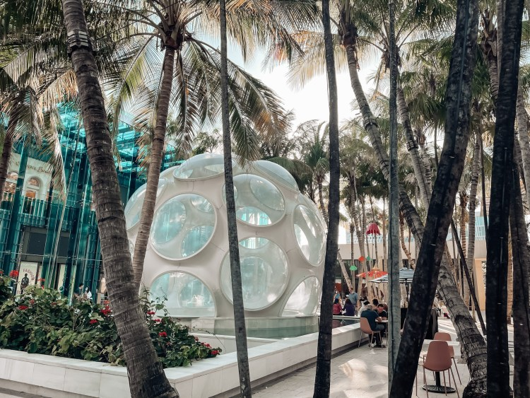 miami south beach must see shopping centers