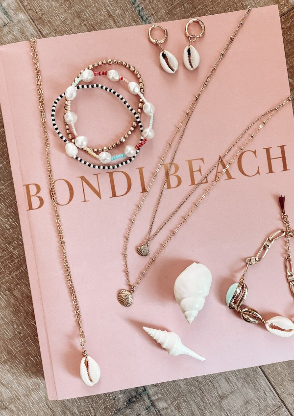 Shell Yeah! Seashell Inspired Accessories