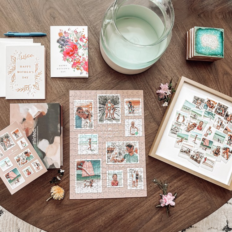 minted mother's day gift ideas