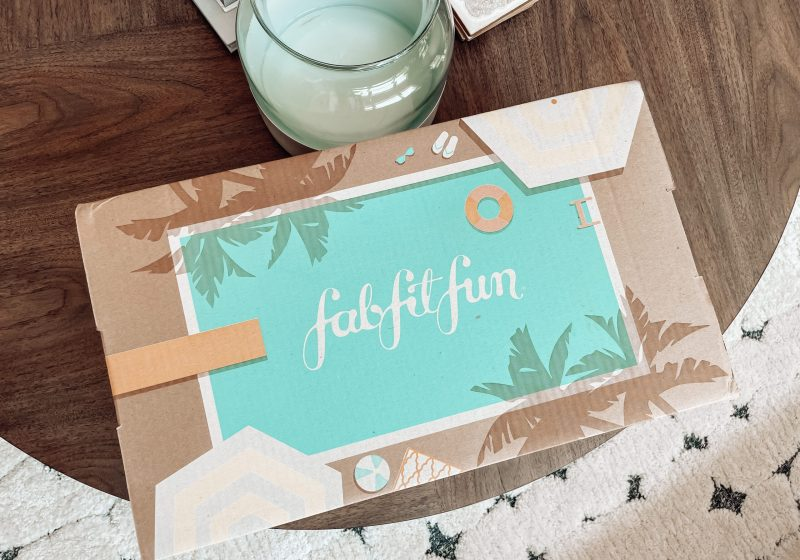 What's Inside My Summer 2021 FabFitFun Box?!