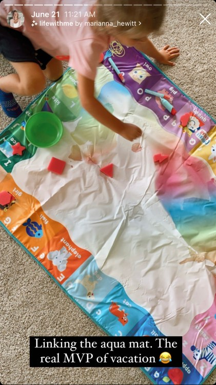 aqua mat doodle mat target finds kids activities