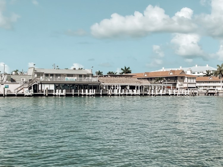 snook inn marco island boating, where to eat things to do