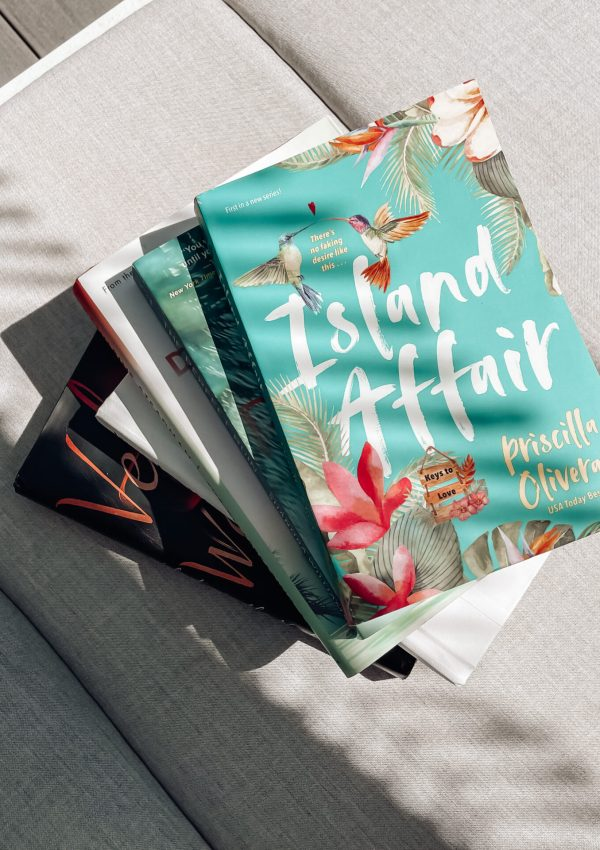 Book Review Round 6: End of Summer Reading list
