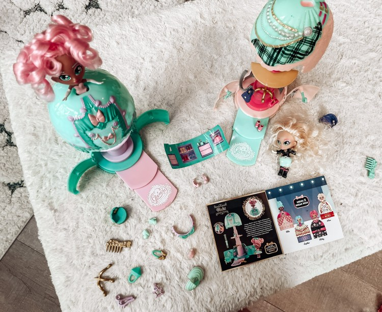 gla'more fashion dolls for girls