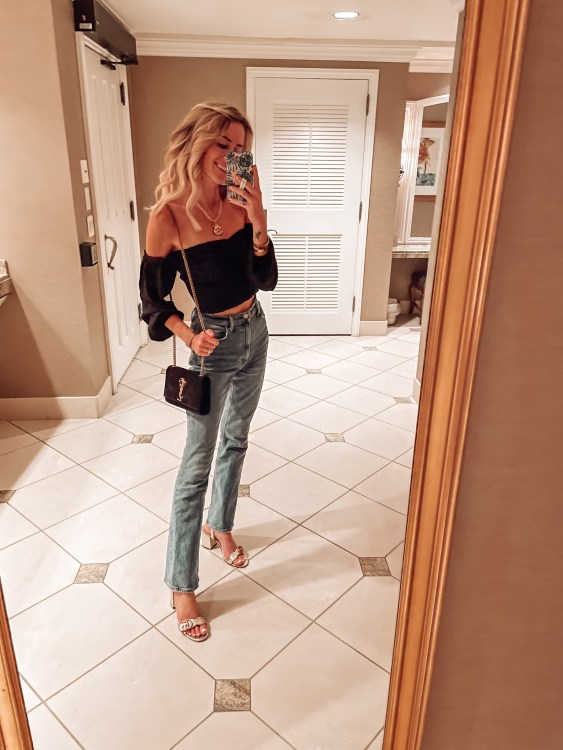 vintage flare jeans abercrombie fall style