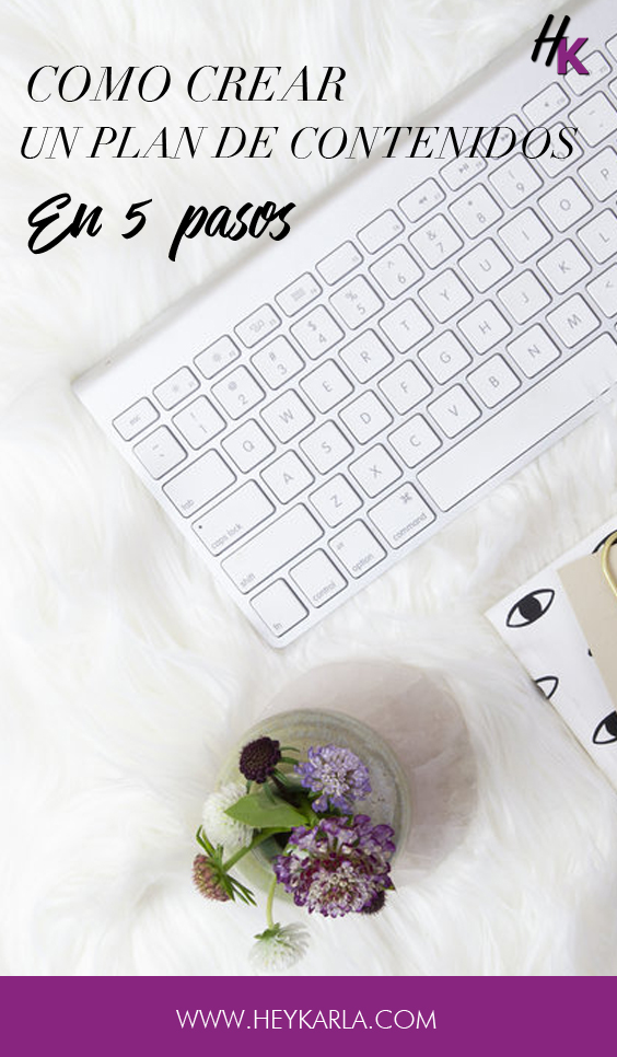 Como crear un plan de contenidos para tu negocio #plandecontenidos #creaciondecontenidos