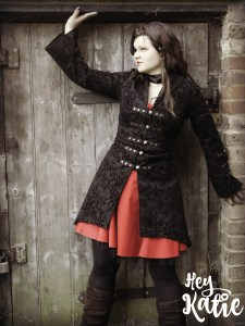 Gothic Photoshoot by Katie Reed