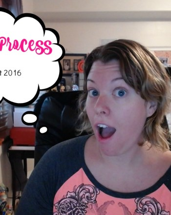 VEDA Day 10: My Creative Process