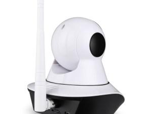 Caméra sans fil, surveillance bébé - antenne WIFI