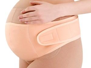 Ceinture de grossesse réglable pour soulager la femme enceinte