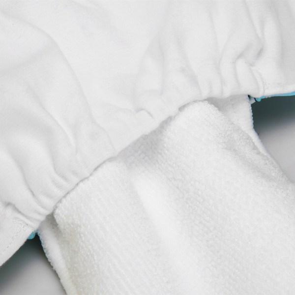 Couche bébé lavable et réutilisable