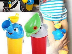 Petit urinoir transportable pour bébé fille ou bébé garçon