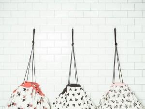 3 sacs de rangement jouets au choix