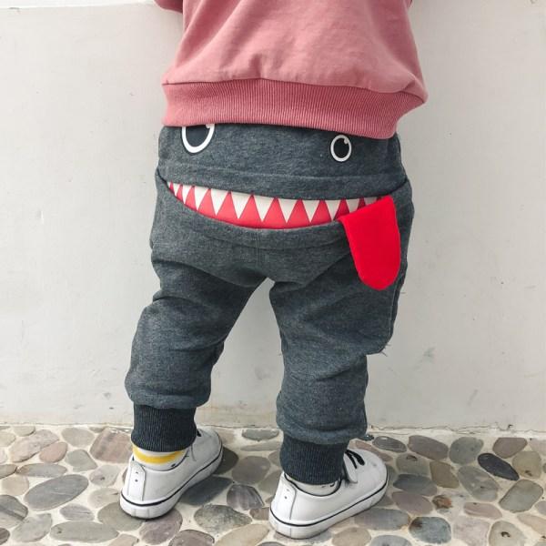 Pantalon survêtement bébé couleur gris