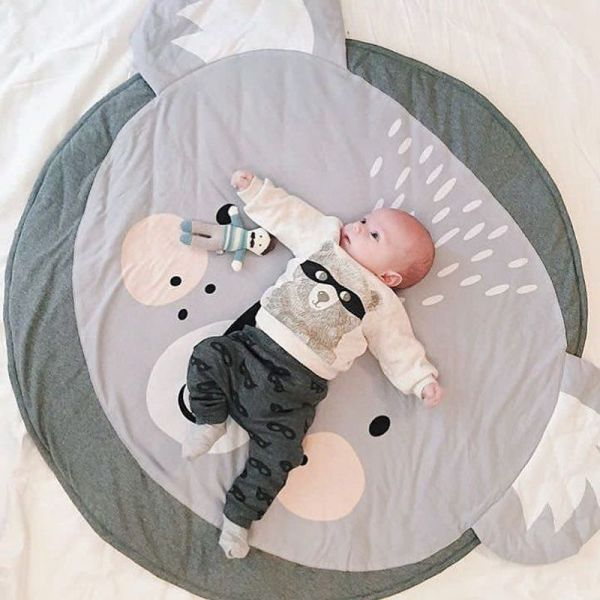 Tapis de jeu bébé - Chambre bébé koala