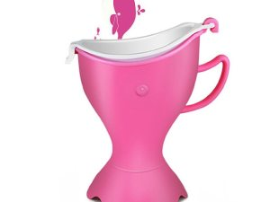 Urinoir rose pour bébé