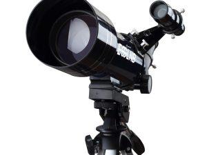 Objectif du télescope pour enfant