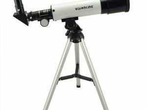 Télescope astronomique pour enfant - Trépied léger inclus