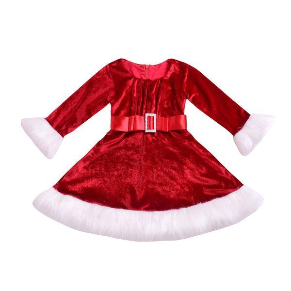 Robe Noël bébé fille