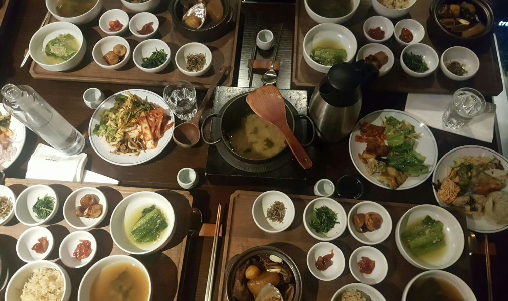 Food for the Seoul