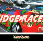 Ridge Racer Label