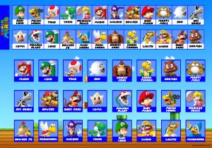 Guess Who? Extra Mario-Blue