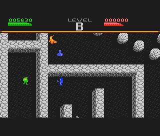 Dark Chambers Atari 7800