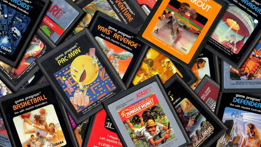Atari Month: June is the month Atari was founded.