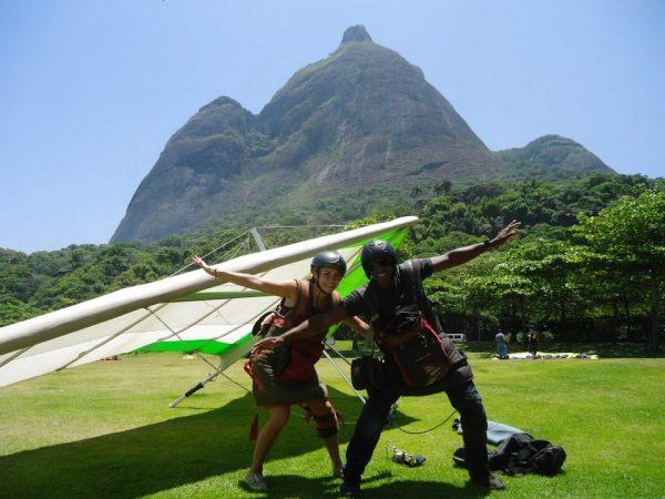 Hang Gliding-Rio 1