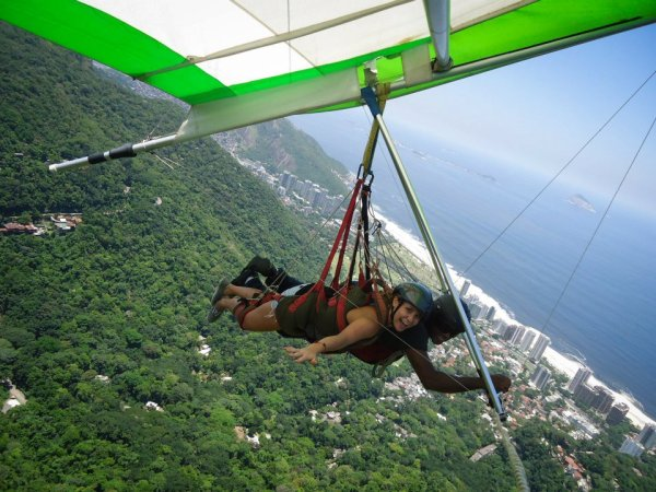 Hang Gliding-Rio 3