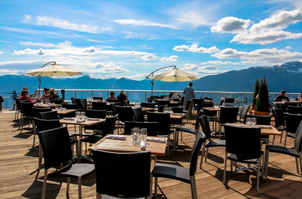 Summit Lodge - Sea-to-Sky Gondola, Squamish BC