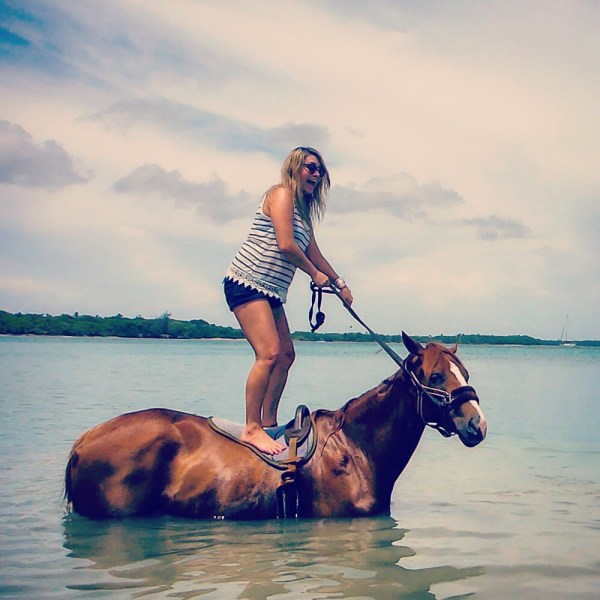 Healing with Horses, Tobago