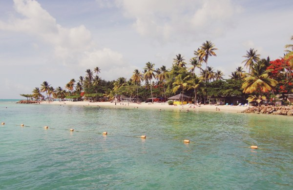 Pigeon Point | Tobago