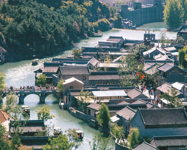 Water Town- Beijing, China •••••••••••• #travel #China #worldplaces #wanderlust #worldcaptures
