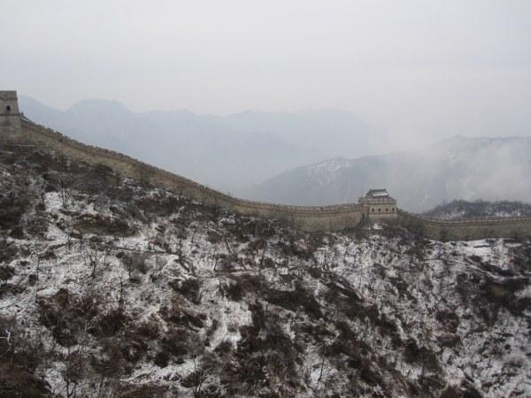 Mutianyu Great Wall Side